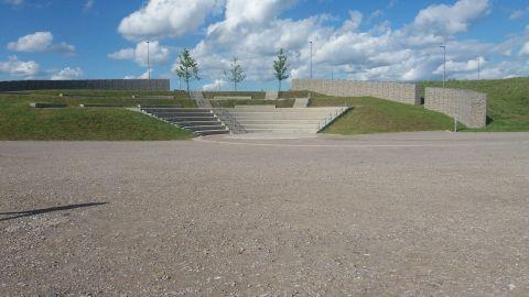 Freilichtbühne und Open Air Gelände